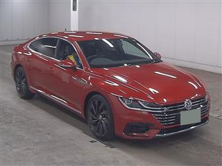 Import and buy VOLKSWAGEN ARTEON 2017 from Japan to Nairobi, Kenya