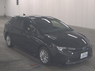 Import and buy TOYOTA COROLLA TOURING WAGON 2020 from Japan to Nairobi, Kenya