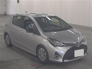 Import and buy TOYOTA VITZ 2016 from Japan to Nairobi, Kenya