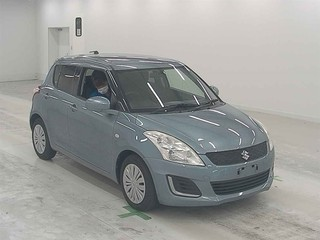 Import and buy SUZUKI SWIFT 2013 from Japan to Nairobi, Kenya