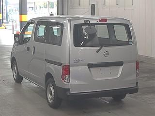 Import and buy NISSAN NV200 2014 from Japan to Nairobi, Kenya