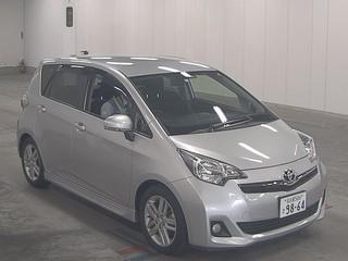 Import and buy TOYOTA RACTIS 2013 from Japan to Nairobi, Kenya