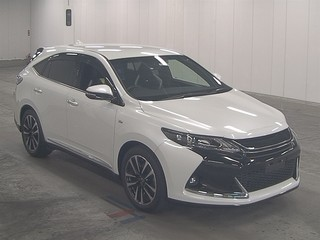 Import and buy TOYOTA HARRIER 2015 from Japan to Nairobi, Kenya