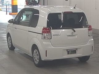 Import and buy TOYOTA SPADE 2013 from Japan to Nairobi, Kenya