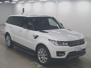 Import and buy LAND ROVER RANGE ROVER SPORT 2018 from Japan to Nairobi, Kenya