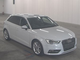 Import and buy AUDI A3 2013 from Japan to Nairobi, Kenya