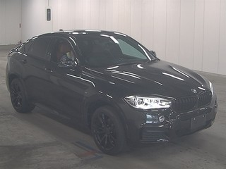 Import and buy BMW X6 2015 from Japan to Nairobi, Kenya