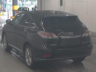 Import and buy LEXUS RX 2013 from Japan to Nairobi, Kenya