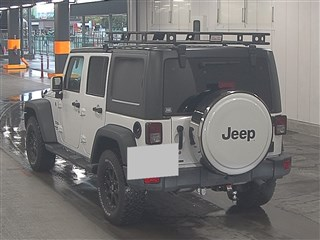 Import and buy JEEP WRANGLER UNLIMITED 2017 from Japan to Nairobi, Kenya