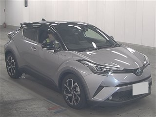 Import and buy TOYOTA C-HR 2017 from Japan to Nairobi, Kenya