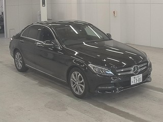 Import and buy MERCEDES BENZ C CLASS 2015 from Japan to Nairobi, Kenya
