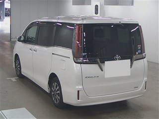 Import and buy TOYOTA ESQUIRE 2019 from Japan to Nairobi, Kenya