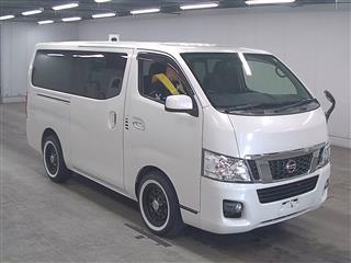 Import and buy NISSAN NV350 CARAVAN 2014 from Japan to Nairobi, Kenya