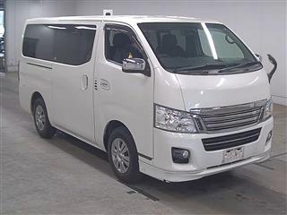 Import and buy NISSAN NV350 CARAVAN 2013 from Japan to Nairobi, Kenya