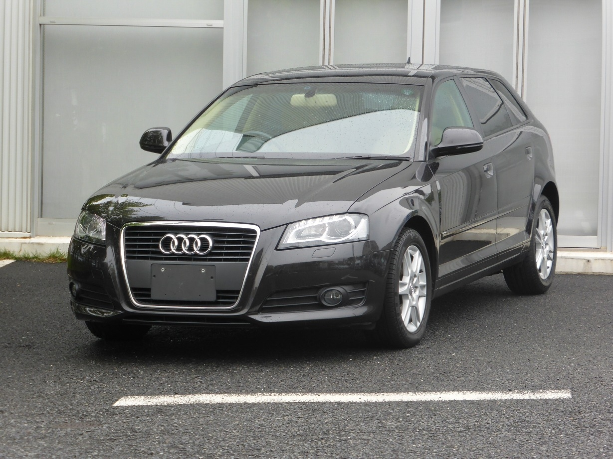 Buy/import AUDI A3 (2010) to Kenya from Japan auction