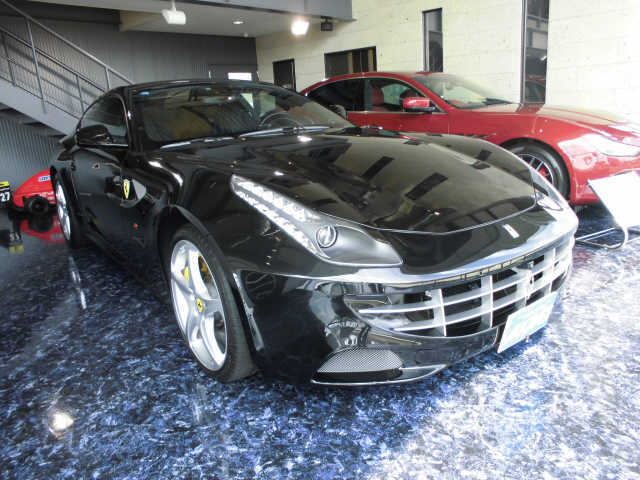 Buyimport Ferrari Ff 2012 To Kenya From Japan Auction