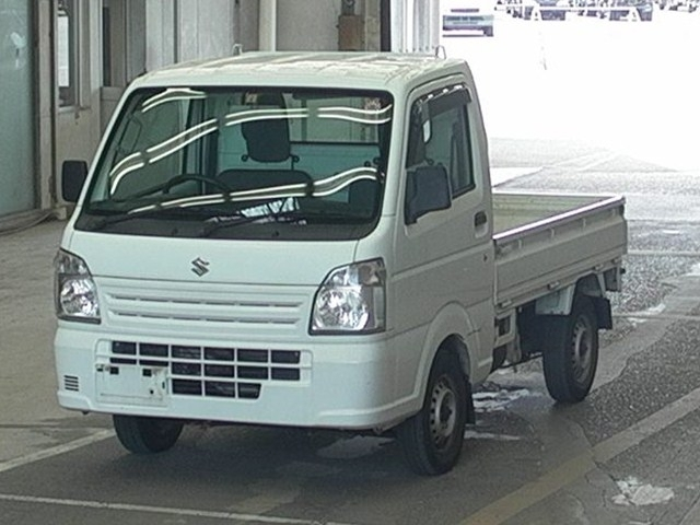 Import and buy SUZUKI CARRY TRUCK 2015 from Japan to Nairobi, Kenya