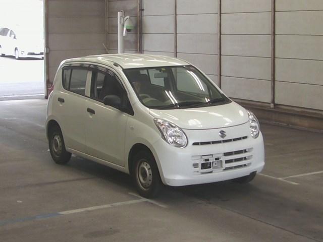 Import and buy SUZUKI ALTO VAN 2014 from Japan to Nairobi, Kenya