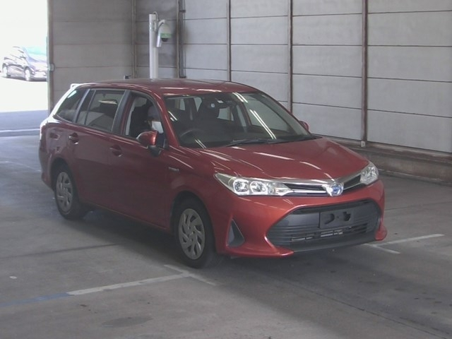 Import and buy TOYOTA COROLLA FIELDER 2018 from Japan to Nairobi, Kenya