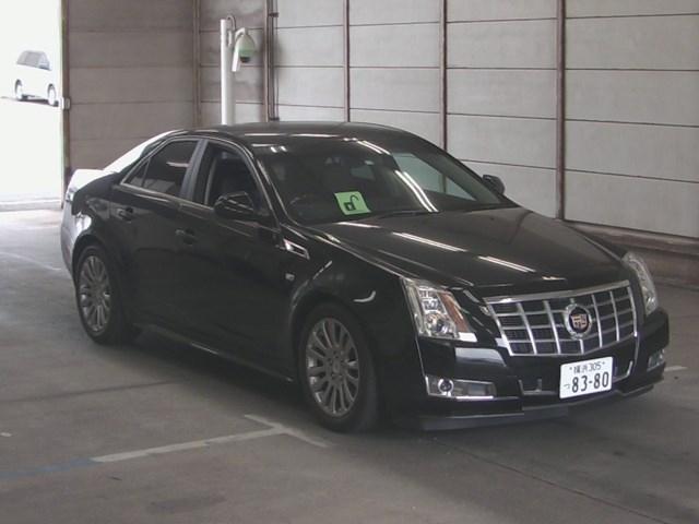 Import and buy GM CADILLAC CTS 2014 from Japan to Nairobi, Kenya