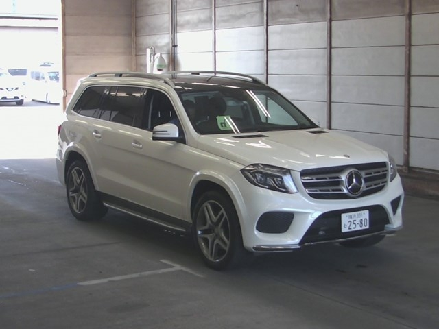 Import and buy MERCEDES BENZ GL CLASS 2016 from Japan to Nairobi, Kenya