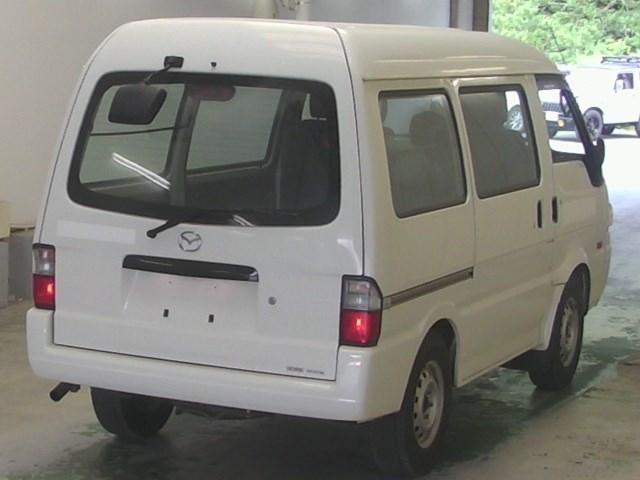 Import and buy MAZDA BONGO VAN 2016 from Japan to Nairobi, Kenya
