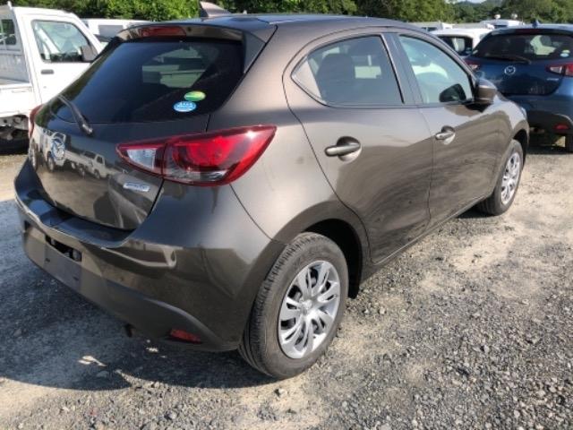 Import and buy MAZDA DEMIO 2017 from Japan to Nairobi, Kenya