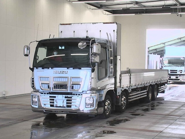 Import and buy ISUZU GIGA 2014 from Japan to Nairobi, Kenya