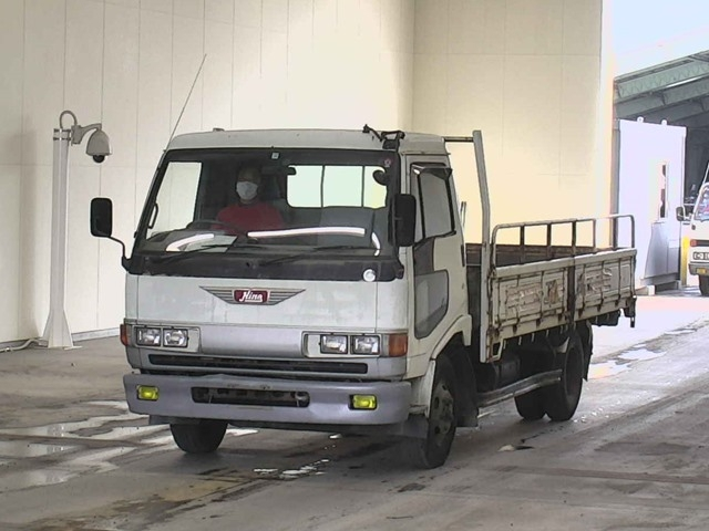 Import and buy HINO TRUCK 2020 from Japan to Nairobi, Kenya