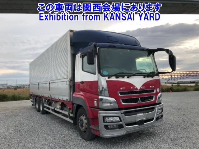 Import and buy MITSUBISHI SUPER GREAT 2013 from Japan to Nairobi, Kenya