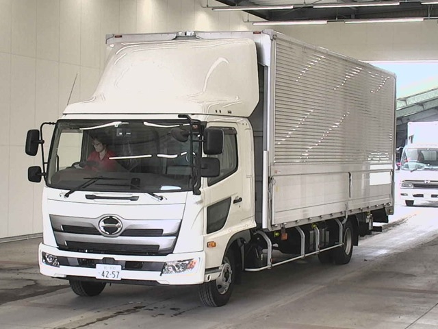 Import and buy HINO RANGER 2018 from Japan to Nairobi, Kenya