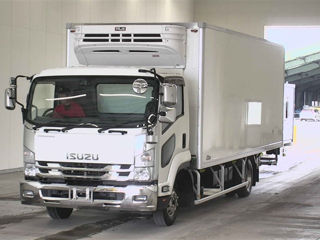 Import and buy ISUZU FORWARD 2016 from Japan to Nairobi, Kenya