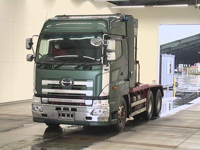 Import and buy HINO PROFIA 2014 from Japan to Nairobi, Kenya