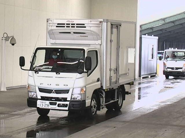Import and buy MITSUBISHI CANTER 2020 from Japan to Nairobi, Kenya