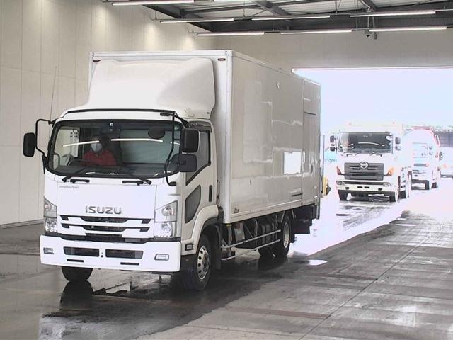 Import and buy ISUZU FORWARD 2015 from Japan to Nairobi, Kenya