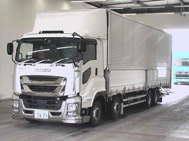 Import and buy ISUZU GIGA 2016 from Japan to Nairobi, Kenya