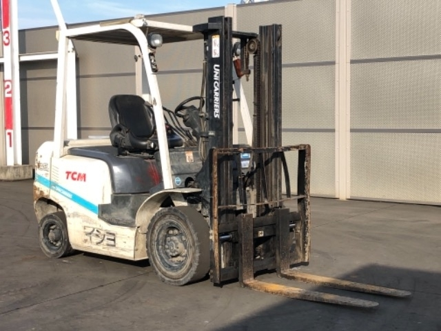 Import and buy TCM FORKLIFT 2014 from Japan to Nairobi, Kenya