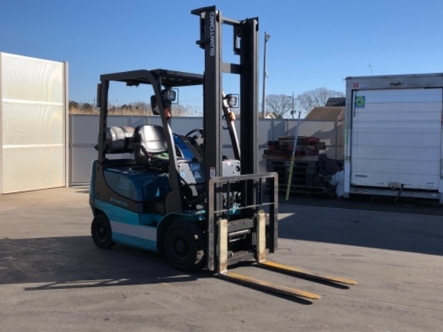 Import and buy OTHERS SUMITOMO FORKLIFT 2013 from Japan to Nairobi, Kenya