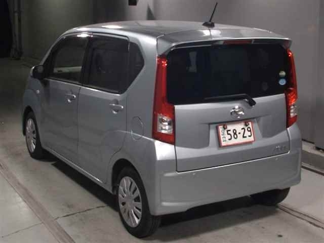 Import and buy DAIHATSU MOVE 2020 from Japan to Nairobi, Kenya