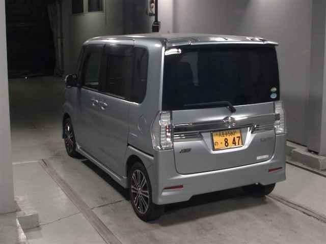 Import and buy DAIHATSU TANTO 2014 from Japan to Nairobi, Kenya