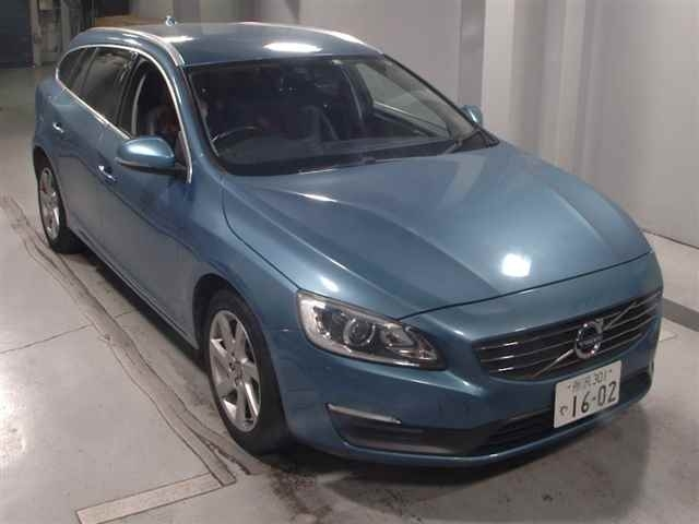 Import and buy VOLVO V60 2014 from Japan to Nairobi, Kenya