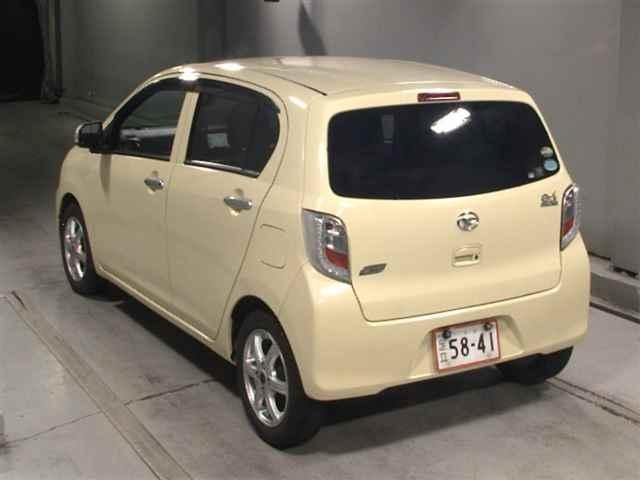 Import and buy DAIHATSU MIRA E S 2014 from Japan to Nairobi, Kenya