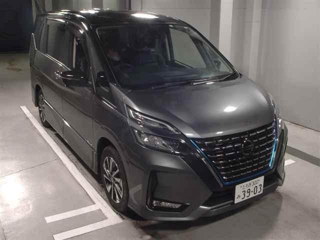 Import and buy NISSAN SERENA 2020 from Japan to Nairobi, Kenya