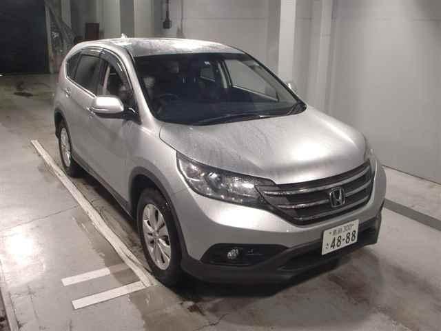 Import and buy HONDA CR-V 2015 from Japan to Nairobi, Kenya