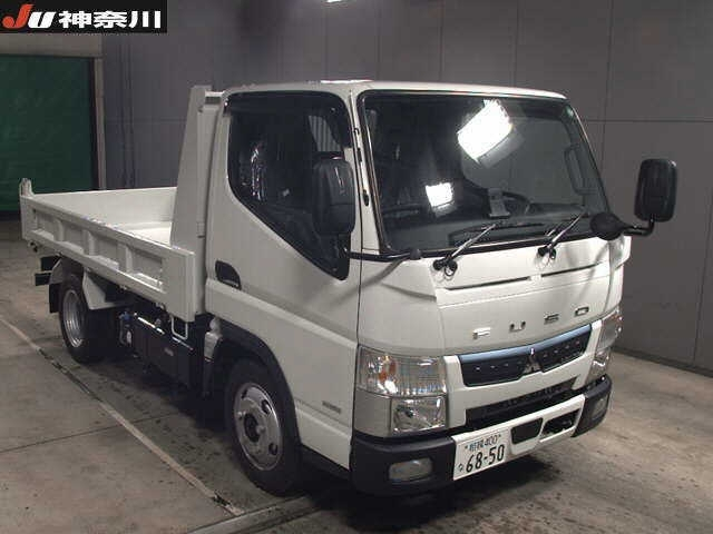 Import and buy MITSUBISHI CANTER 2020 from Japan to Nairobi, Kenya