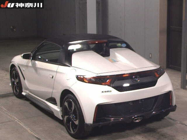Import and buy HONDA S660 2017 from Japan to Nairobi, Kenya