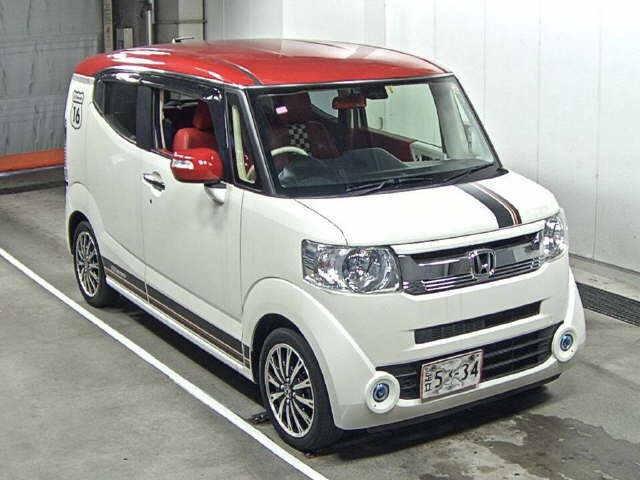 Import and buy HONDA N BOX SLASH 2015 from Japan to Nairobi, Kenya