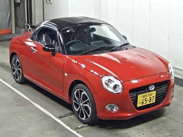 Import and buy DAIHATSU COPEN 2018 from Japan to Nairobi, Kenya
