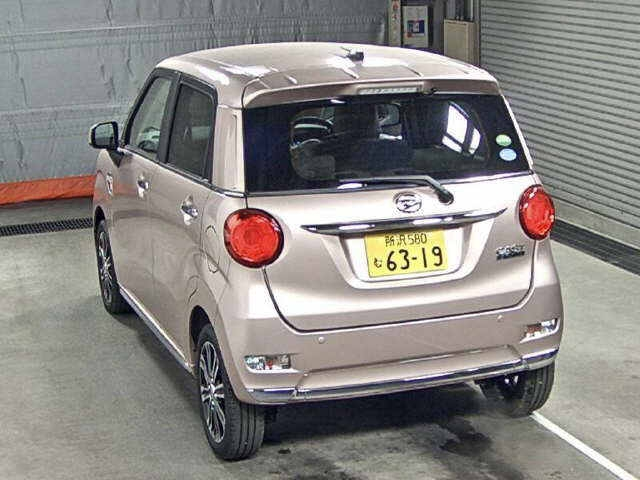 Import and buy DAIHATSU CAST 2018 from Japan to Nairobi, Kenya