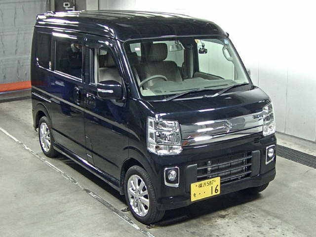 Import and buy SUZUKI EVERY WAGON 2018 from Japan to Nairobi, Kenya